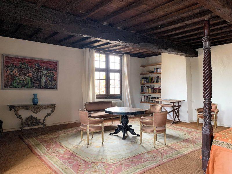 acheter une maison sur les chemins de Saint-Jacques