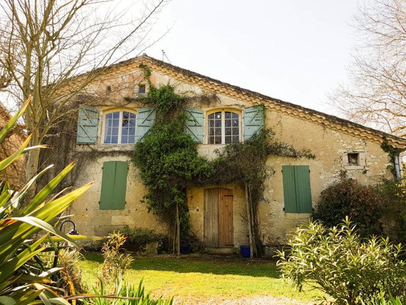 Maison à vendre avec vue prohe de Saint-Clar