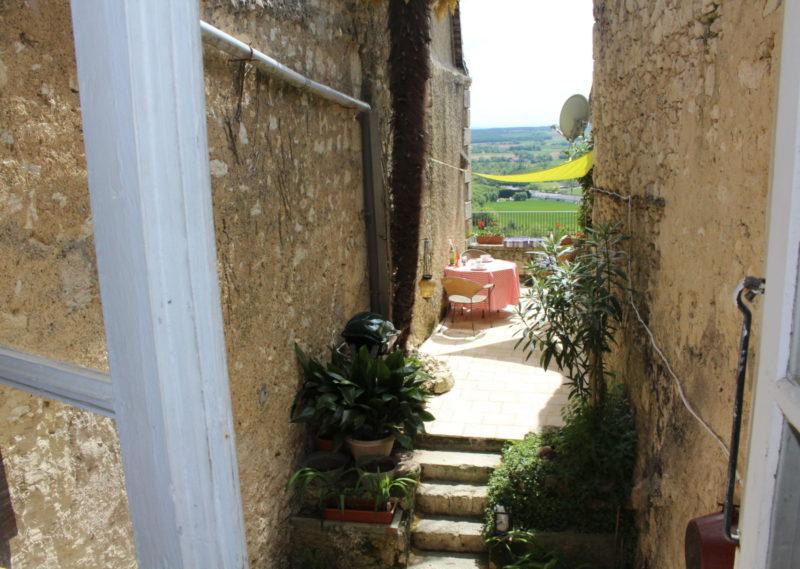 Maison de ville avec jardin à Lectoure