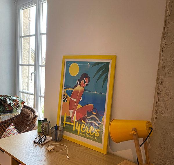 12 - work space in first salon