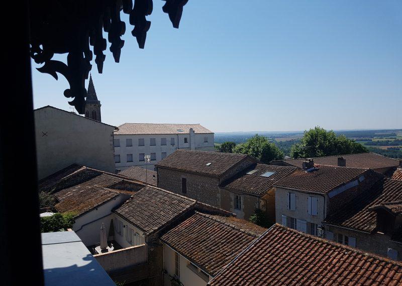 Propriété en pierres dans le centre historique de Lectoure