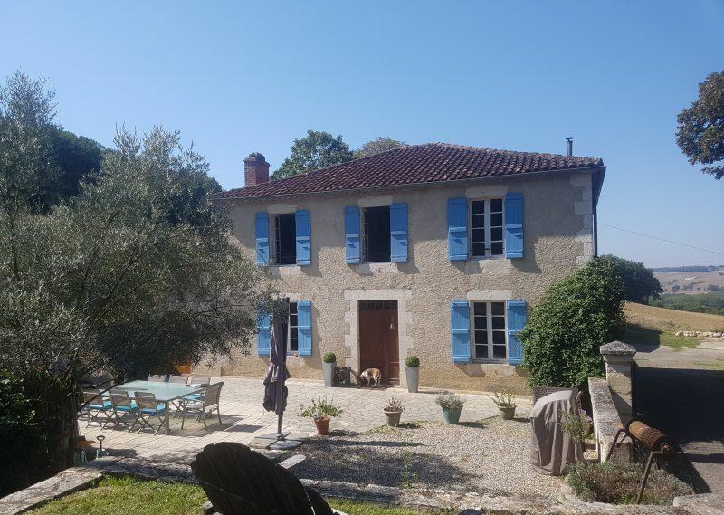 Magnifique maison familiale avec jardins