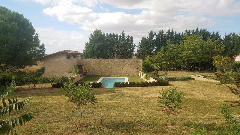 acheter une maison avec piscine Gers 32