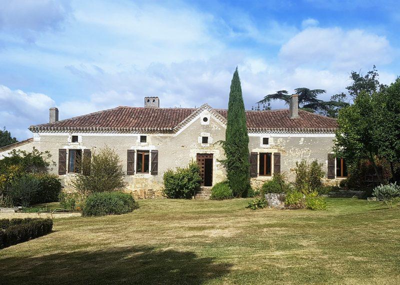 acheter une maison de campagne près de Toulouse