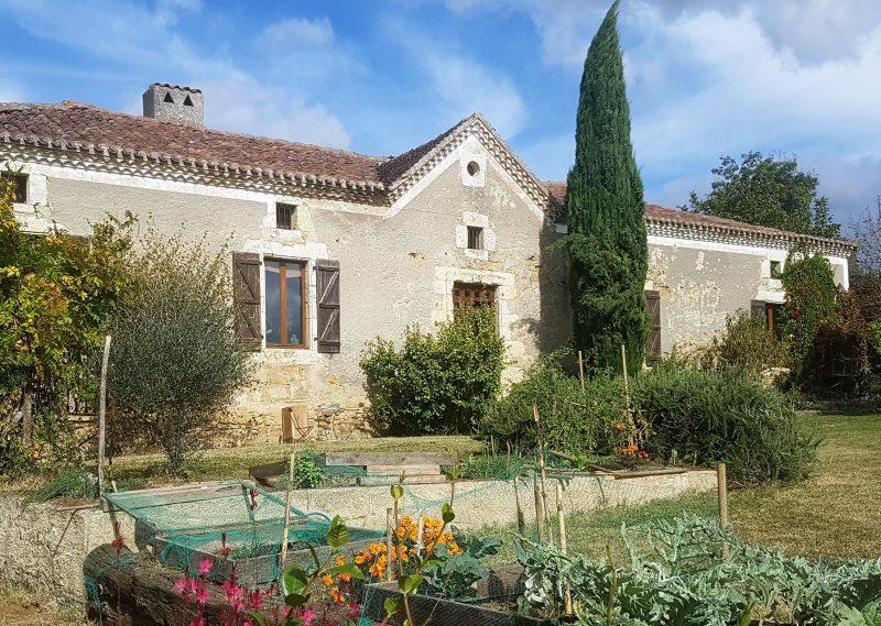 maison de campagne à vendre à Mauvezin près de Toulouse