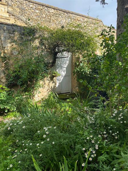 25 - rear garden gate