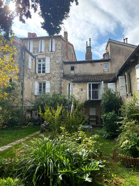 27 - house from garden