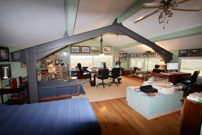 maison dans le Gers à vendre avec un grand bureau