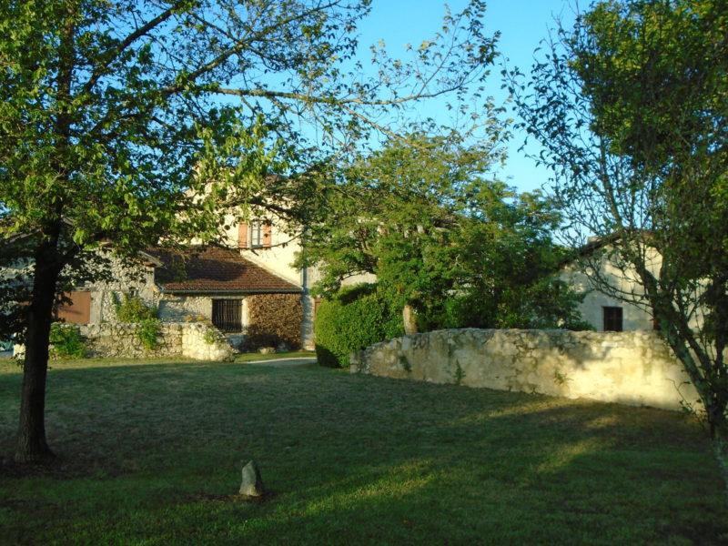 Maison en pierre, cottage & granges proche de Condom dans le Gers