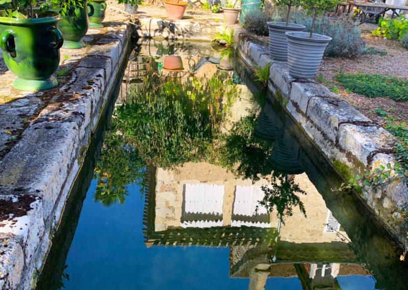 maison avec bassin et piscine à vendre à Lectoure Gers 32700