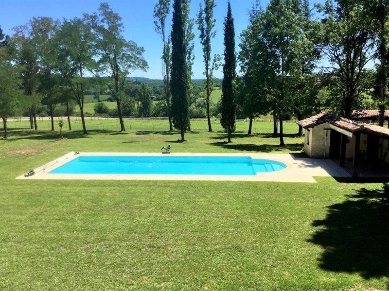 maison avec piscine en vente Montréal du Gers