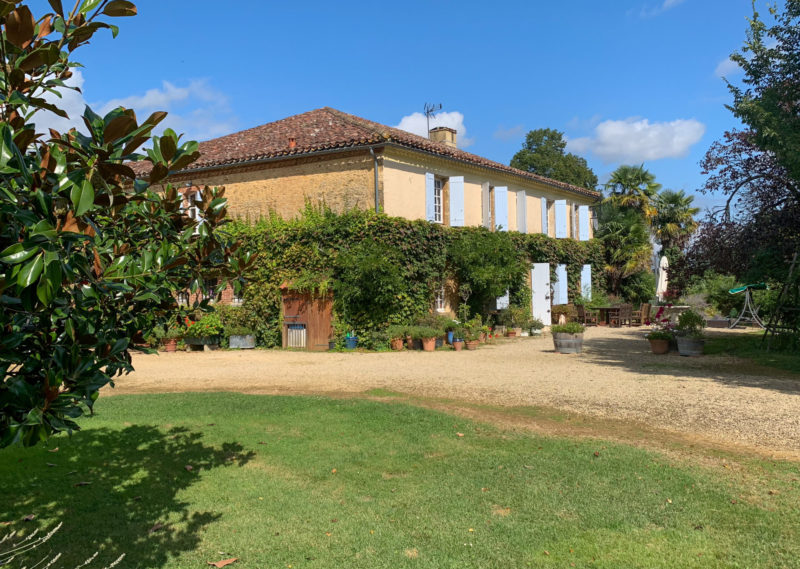 Immense propriété gasconne à vendre près de Nogaro Gers (32)