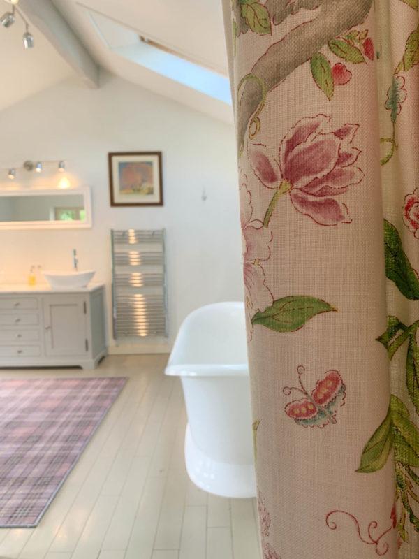 Acheter une maison avec belle salle de bains dans le gers