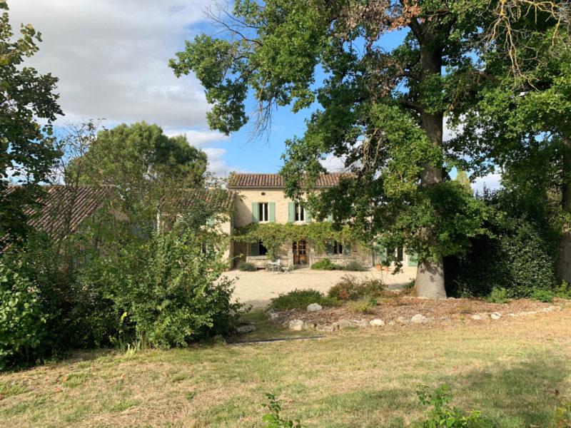 maison de charme à vendre près de Lectoure