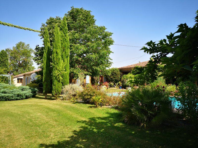 maison avec gîte à vendre près de Mauvezin Gers 32