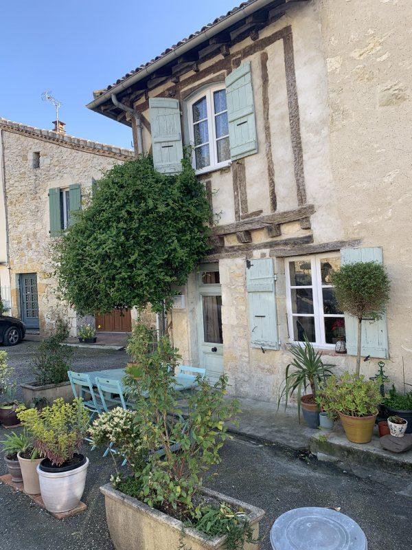 maison de village à acheter près de Lectoure