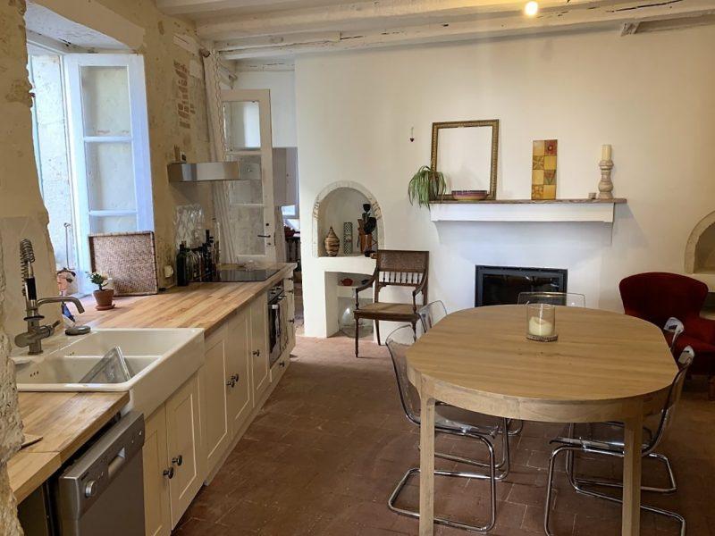 maison rustique à vendre près de Lectoure dans le Gers 32