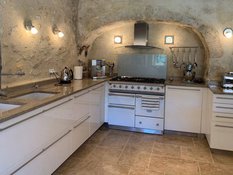 acheter une maison restaurée avec cuisine équipée dans le gers