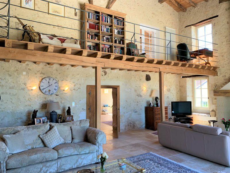 maison restaurée à vendre Gers 950000 €