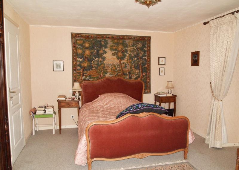 maison gasconne avec grande chambre a vendre dans le Gers