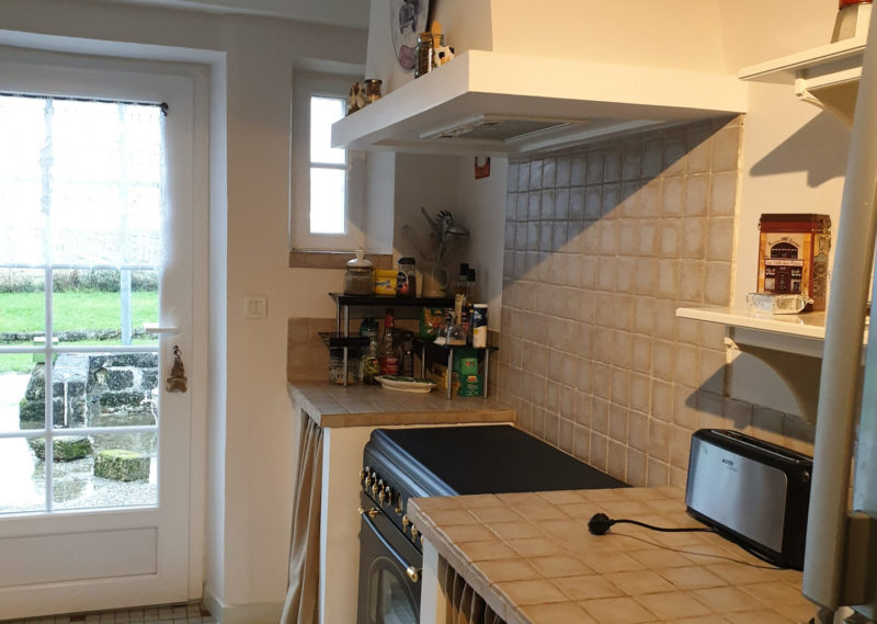 maison rénovée avec cuisine en vente dans les Landes