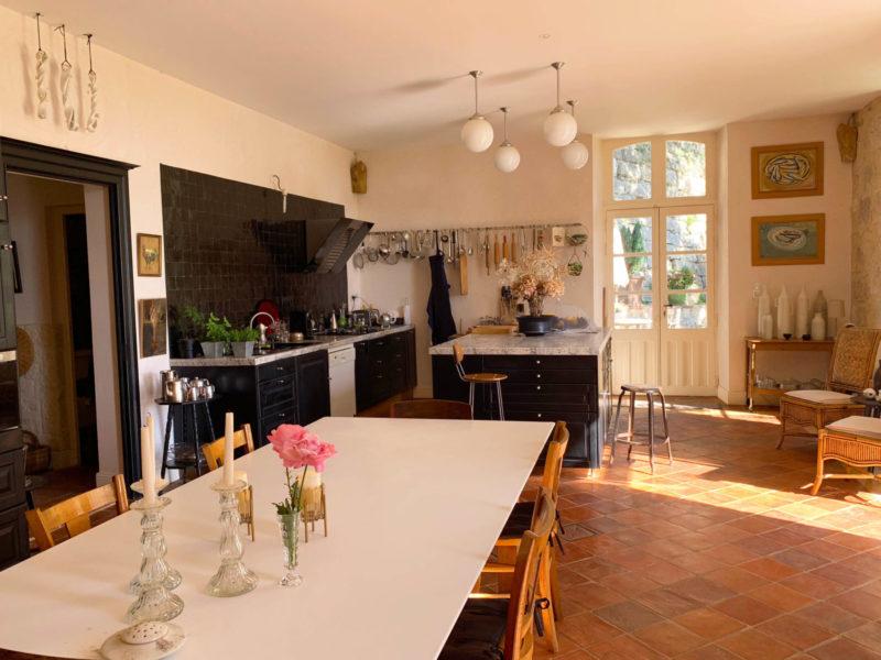 acheter une maison avec cuisine rénovée dans le Gers