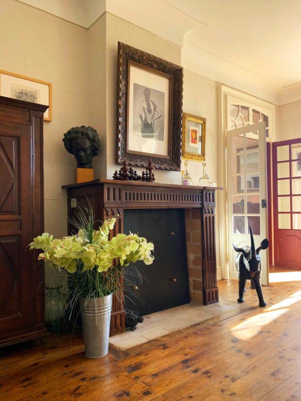 acheter une maison de charme du 18e avec cheminée