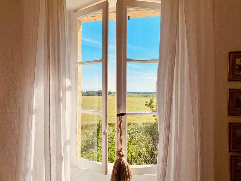 acheter une maison Gers 32 avec vue sur les Pyrénées